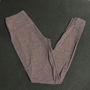 Gray Cotton Leggings from Mossimo Supply Co.